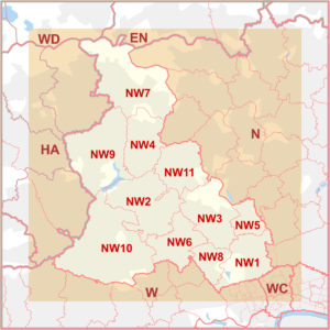 NW_postcode_area_map